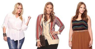 Сайт Модной Одежды Для Полных Женщин