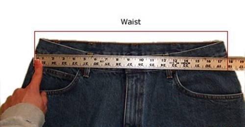 подобрать мужские джинсы