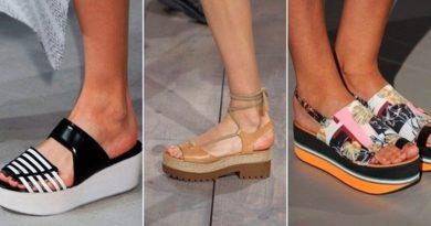 Модная обувь для жаркого сезона