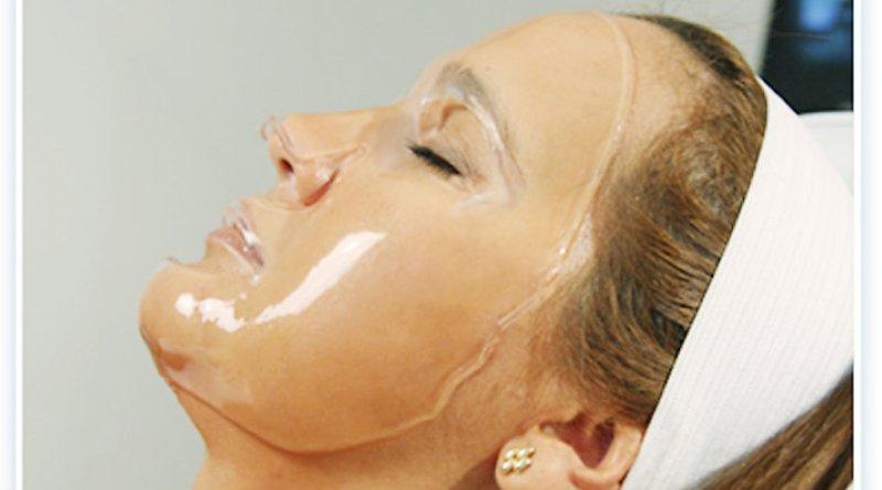 Как сделать маску из желатина для лица