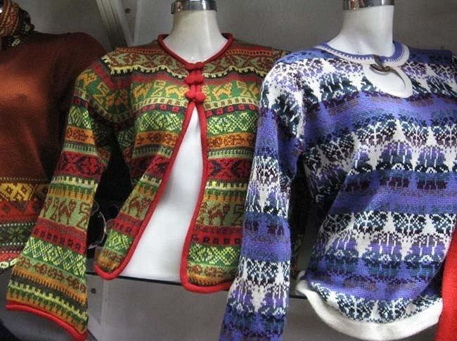свитер из альпаки