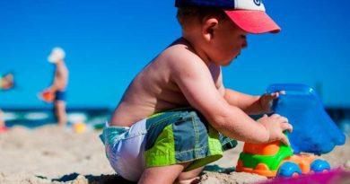 Поездка с ребенком на отдых