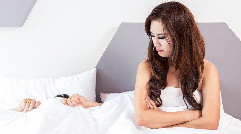 Расстройства сна, Дискомфорт во время секса