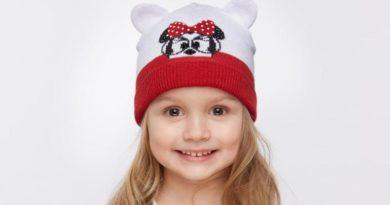Детские шапки - как правильно ухаживать