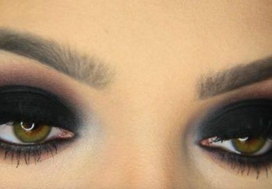 Как правильно делать макияж Smoky eyes?